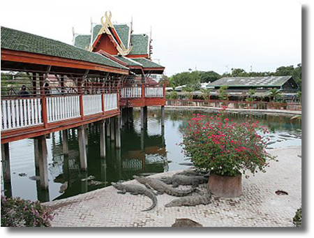 WORLD CROCODILE FARM